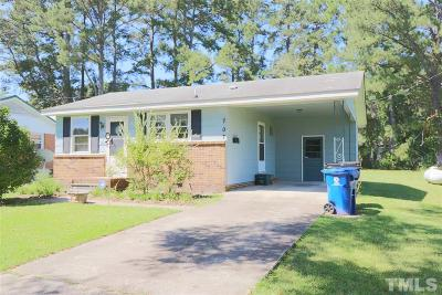 Johnston County Single Family Home For Sale: 707 First Avenue