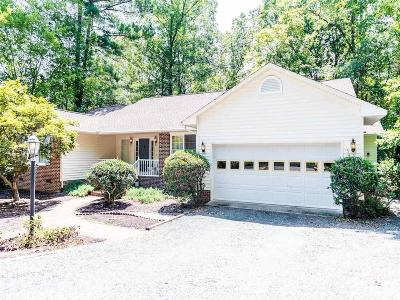 Lee County Single Family Home For Sale: 767 Cashmere Court