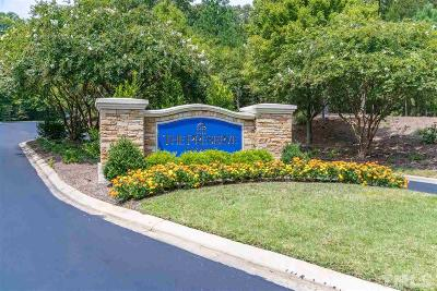 Chapel Hill Residential Lots & Land For Sale: 269 Brown Bear