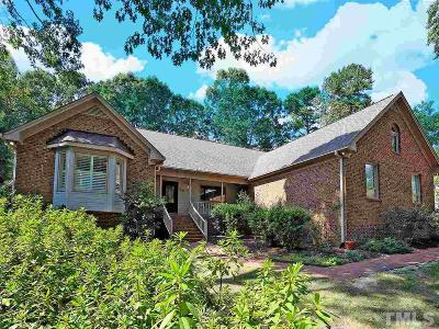 Single Family Home For Sale: 7721 Rainwater Road