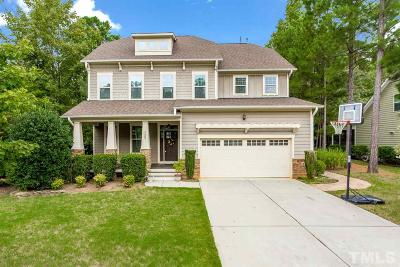 Wake County Single Family Home For Sale: 4409 Brighton Ridge Drive