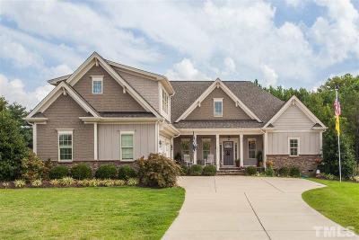 Raleigh Single Family Home For Sale: 1408 Tavernier Knoll Lane
