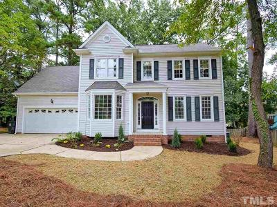Wake County Single Family Home For Sale: 217 Wild Holly Lane
