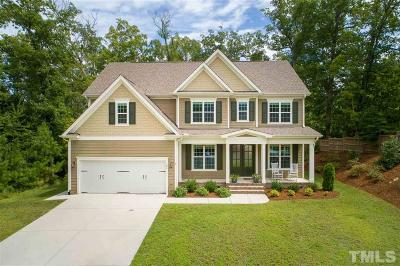 Chapel Hill Single Family Home For Sale: 104 Montclair Way