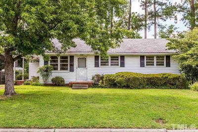 Raleigh Single Family Home For Sale: 2123 Watkins Street