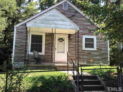 Durham Single Family Home For Sale: 2508 Harvard Avenue