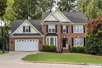 Wake County Single Family Home For Sale: 103 Rayanne Court