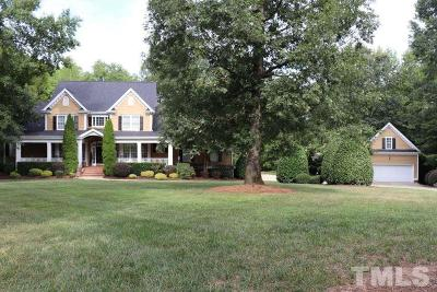 Wake County Single Family Home For Sale: 1416 Wynncrest Court
