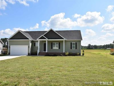 Harnett County Single Family Home For Sale: 135 Southern Place