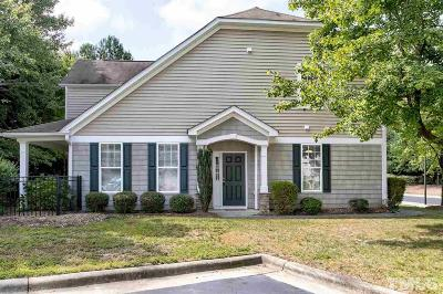 Cary Townhouse Pending: 219 Churchview Street