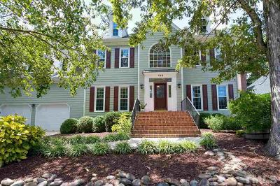 Cary Single Family Home For Sale: 106 White Sands Drive