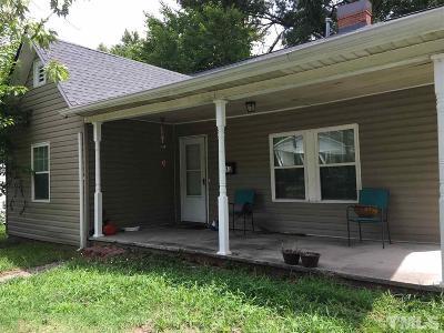 Single Family Home For Sale: 413 Harriett Street