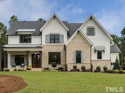 Chatham County Single Family Home For Sale: 181 Seaforth Landing Drive