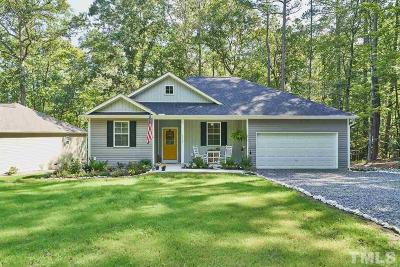 Single Family Home For Sale: 1541 Louisiana Lane