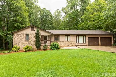 Lee County Single Family Home For Sale: 7068 Oak Road