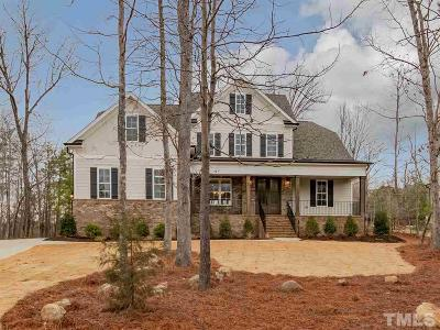 Pittsboro Single Family Home For Sale: 26 Brushwood Court