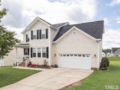 Wake County Single Family Home For Sale: 1668 Maizefield Lane