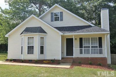 Holly Springs Rental For Rent: 113 Cabrita Court