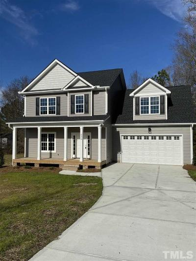 Holly Springs Single Family Home For Sale: 830 Truelove Road