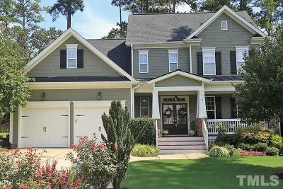 Wake County Single Family Home For Sale: 3101 Canopy Woods