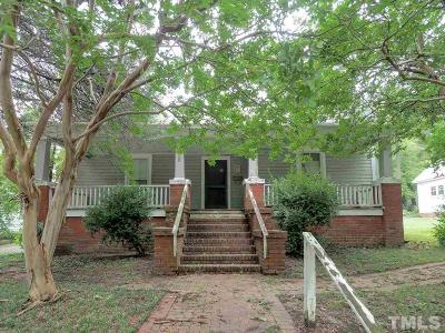 Durham Single Family Home For Sale: 406 Powe Street