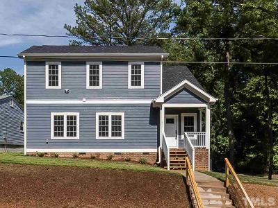 Durham Single Family Home For Sale: 1711 South Street