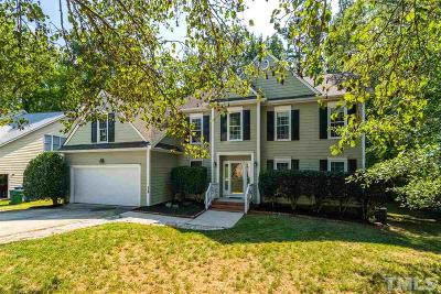 Durham Single Family Home For Sale: 5023 Wineberry Drive