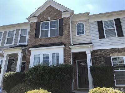 Durham County Rental For Rent: 100 Stratford Lane #170