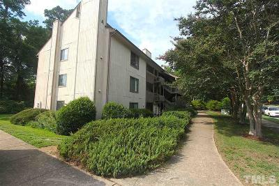 Raleigh Condo For Sale: 3003 Huntleigh Drive #A-12