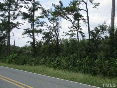 Chatham County Residential Lots & Land For Sale: 1130 Pete Thomas Road