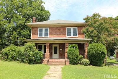 Durham Single Family Home For Sale: 409 Bon Air Avenue