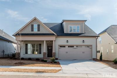 Fuquay Varina Single Family Home For Sale: 2028 Abbey Marie Lane
