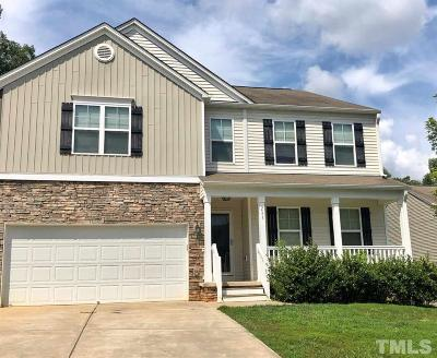 Johnston County Rental For Rent: 235 Chadford Place