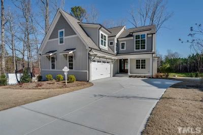 Wake Forest Single Family Home For Sale: 1101 Mackinaw Drive