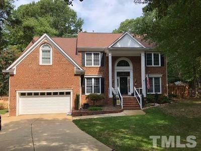 Durham Single Family Home For Sale: 102 Densbury Drive