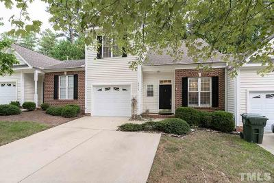 Raleigh Townhouse For Sale: 2613 Gainswood Court