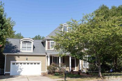 Chapel Hill Single Family Home For Sale: 123 Old Larkspur Way