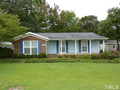 Raleigh Single Family Home For Sale: 7201 Perry Creek Road