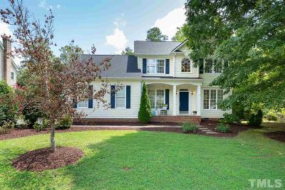 Wake Forest NC Single Family Home For Sale: $320,000