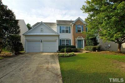 Raleigh Single Family Home For Sale: 7540 Silver View Lane