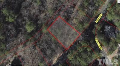 Lee County Residential Lots & Land Pending: 1795 Irish Boulevard