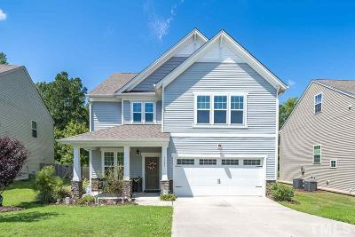 Knightdale Single Family Home For Sale: 1607 Sunday Silence Drive