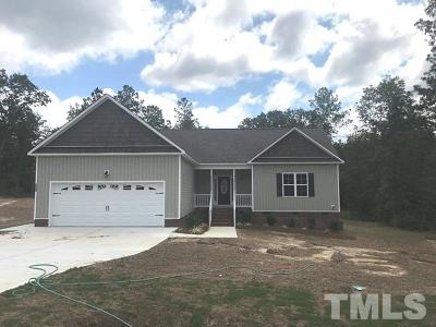 Johnston County Single Family Home For Sale: 339 Kandypoo Drive