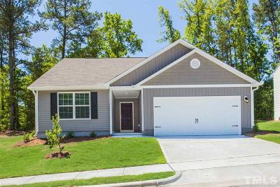 Creedmoor Single Family Home For Sale: 2094 Alderman Way