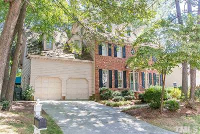 Raleigh Single Family Home For Sale: 8512 Caldbeck Drive