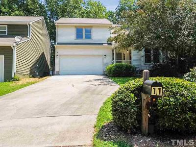 Chapel Hill Single Family Home For Sale: 11 Lark Circle