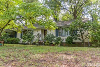 Durham Single Family Home For Sale: 1311 Shepherd Street