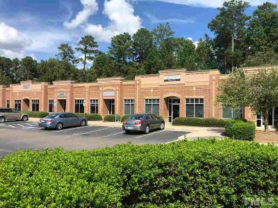 Wake County Commercial For Sale: 455 Swift Creek Drive #105