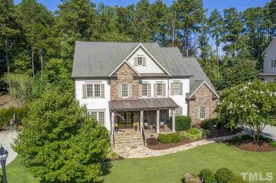 Wake County Single Family Home For Sale: 6029 Mentmore Place