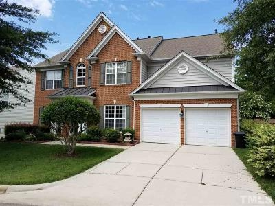 Cary Single Family Home For Sale: 311 Marble Glow Court